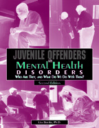 Juvenile Offenders with Mental Health Disorders Book