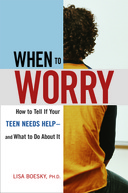 When to Worry Book